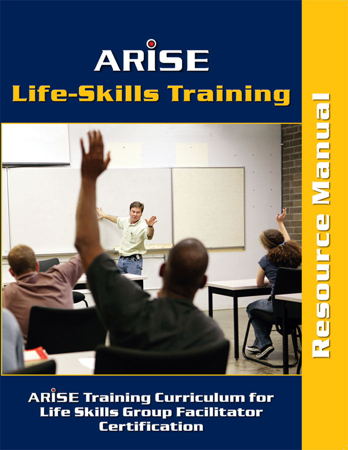 ARISE Life Skills Instructor Re-Certification
