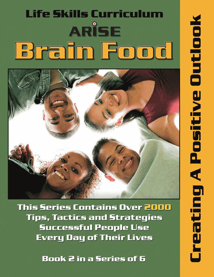 Brain Food: Creating a Positive Outlook (Book 2)