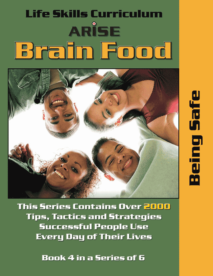 Brain Food: Being Safe (Book 4)