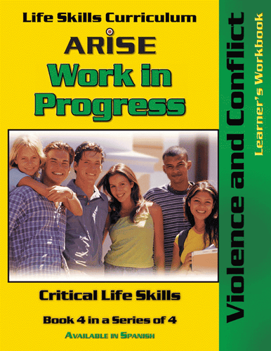 Work In Progress: Violence and Conflict (Book 4) - Learner's Workbook
