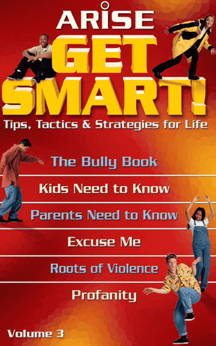 Get Smart! Tips, Tactics & Strategies for Life (Book 3)