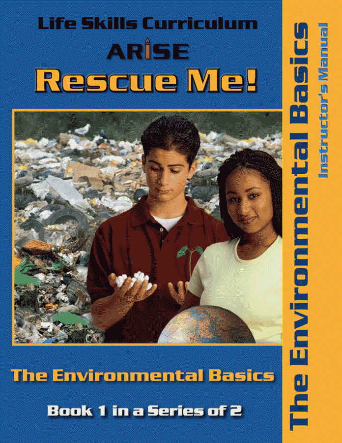 Rescue Me: Environmental Basics (Book 1) - Instructor's Manual
