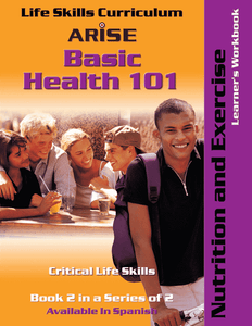 Basic Health 101: Nutrition and Exercise (Book 2) - Learner's Workbook