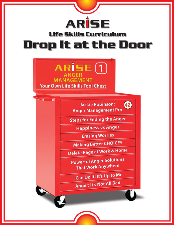 Drop It at the Door ON-LINE Anger Management  Staff Training