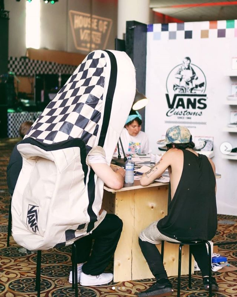 WKNDRS x HOUSE OF VANS