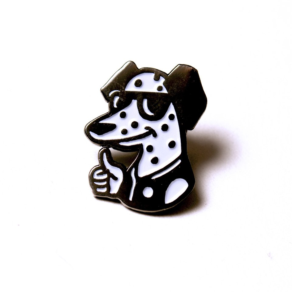 All Dogs Go To Heaven Pin