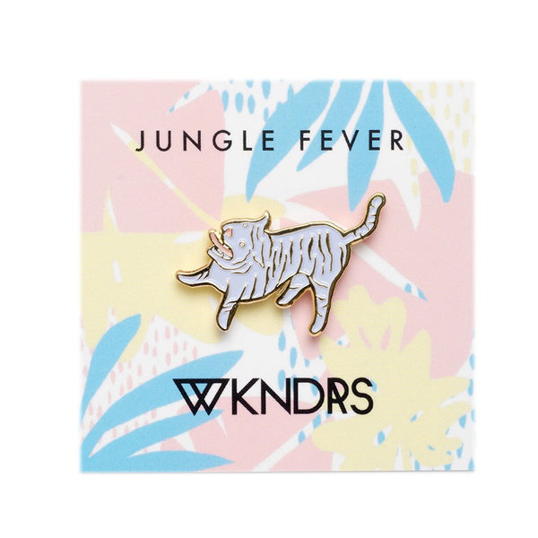 Jungle Fever Pin