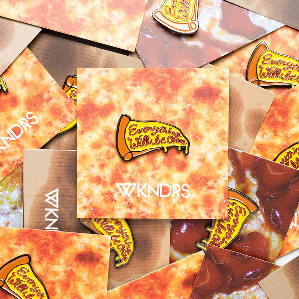 The Everything Pizza Pin