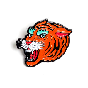 Easy Tiger Exclusive Pin
