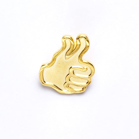 2 Thumbs Up Pin