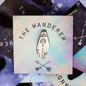 The Wanderer Pin