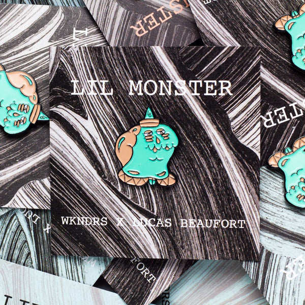 Lil Monster*Limited Edition Pin