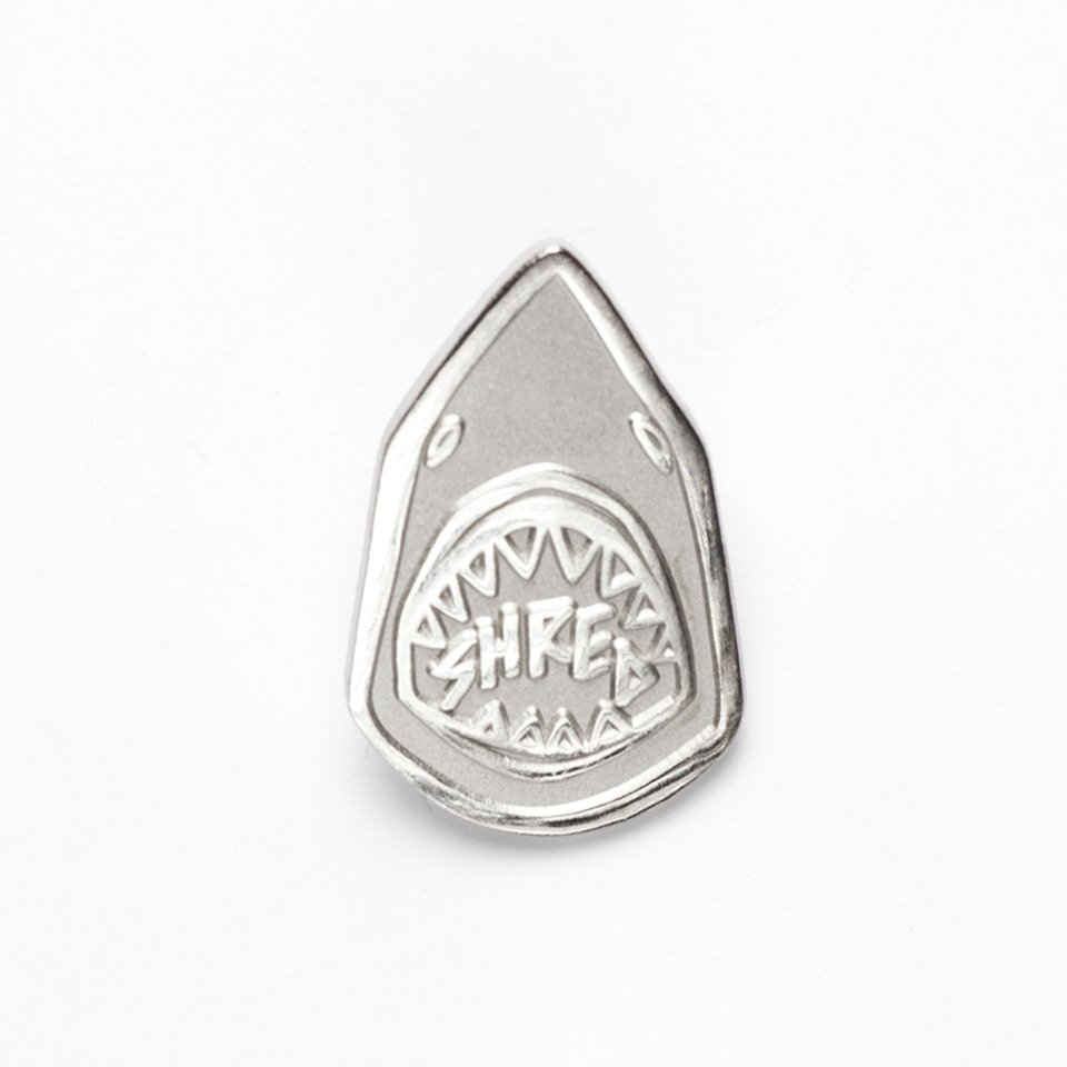 Shred Pin
