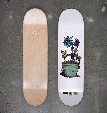 "Brainchild x WKNDRS Deck - Chris Haslam (8.25"")"