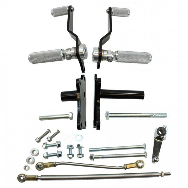 T.C. BROS - Sportster Forward Controls Kit for 91-03 5 Speed