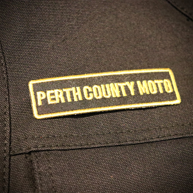 Perth County Moto Slim Patch