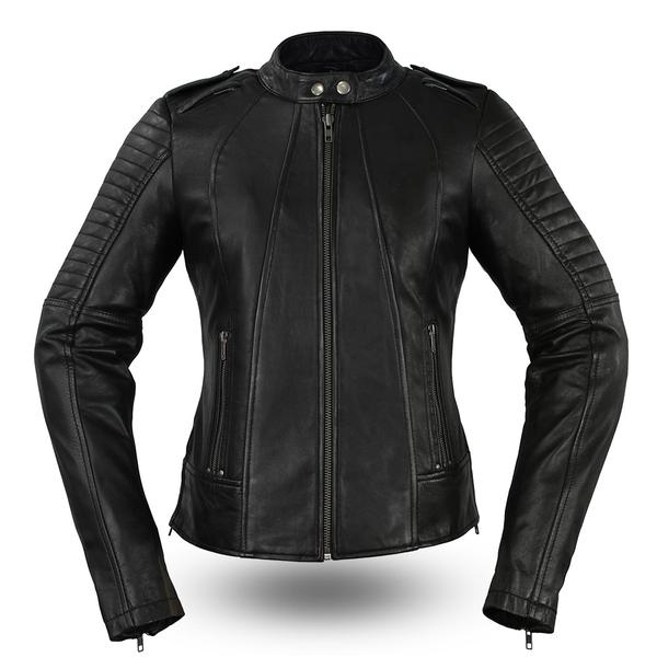 First Manufacturing - Women's Biker Jacket