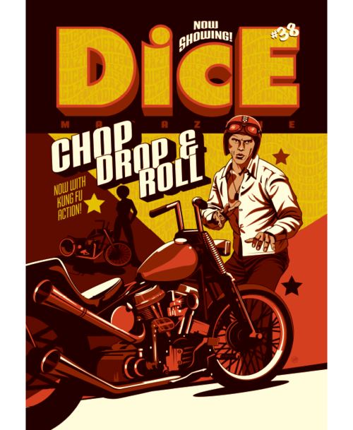 Dice Magazine - Issue #38