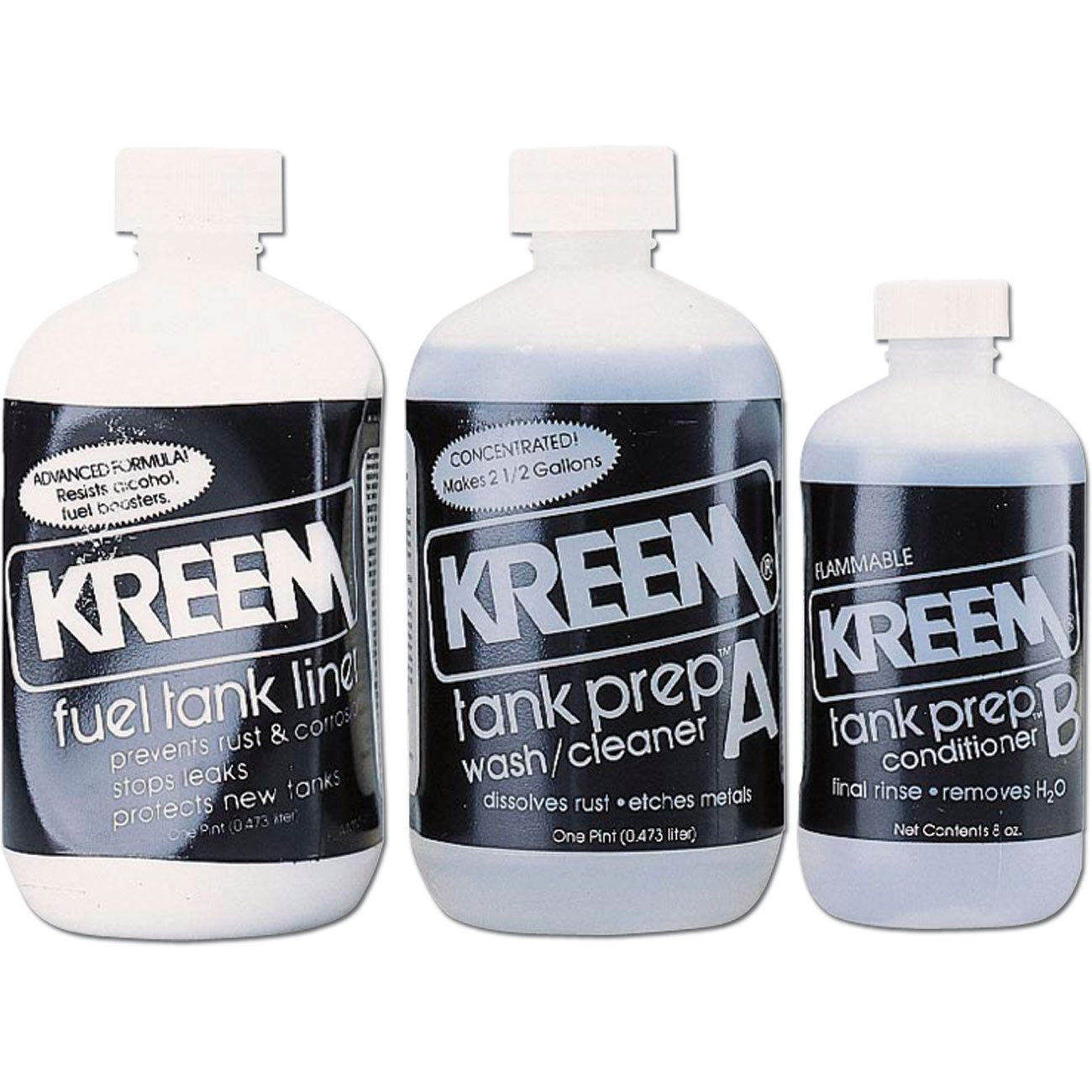 KREEM COMBO KIT - TANK REPAIR
