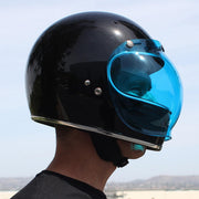 Biltwell Bubble Shield - Blue