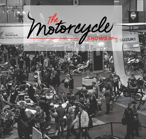 Toronto Motorcycle Show:  February 21-23, 2020