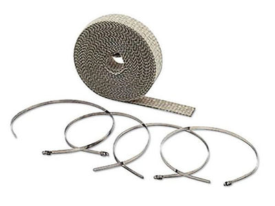 ACCEL EXHAUST WRAP KIT