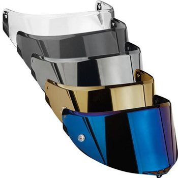 AGV Sportmodular Pinlock Ready Shield - Iridium Gold