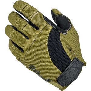 Biltwell - Moto Gloves Olive/Black