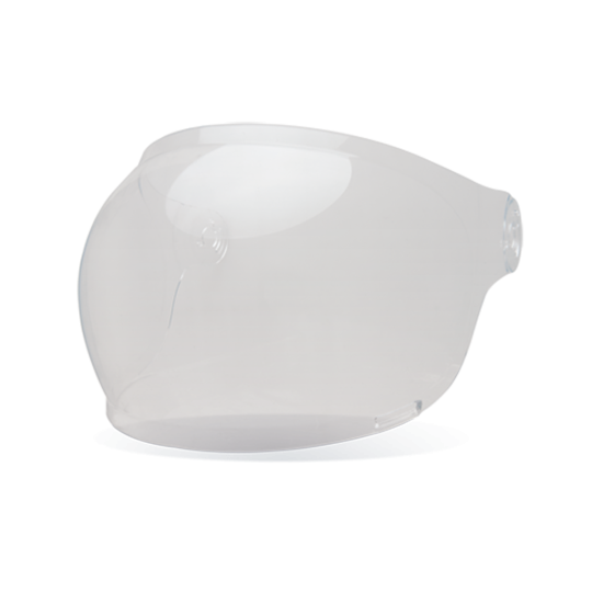 Bell Helmets - Bullitt Bubble Shield - clear