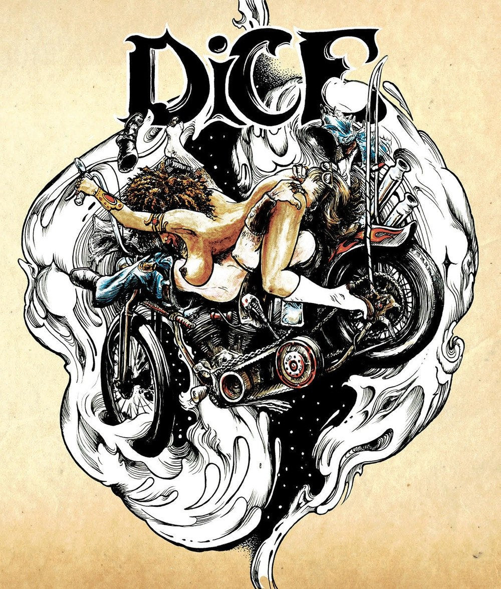 Dice Magazine - Issue 69
