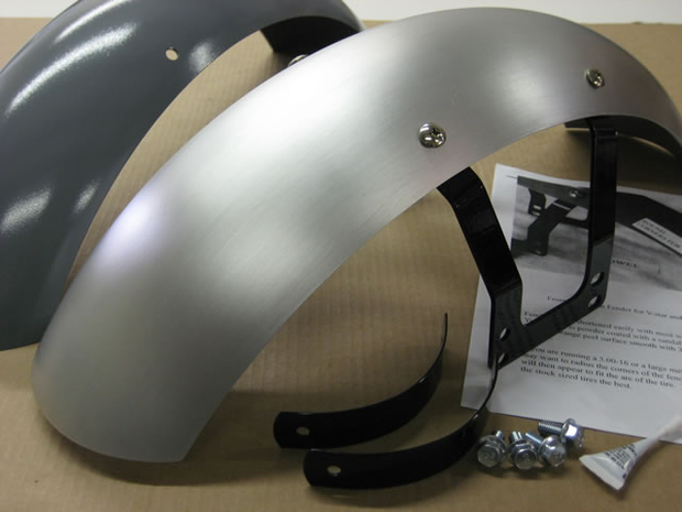 Blue Collar Bobbers - Vulcan VN800/400 Front Fender Kit