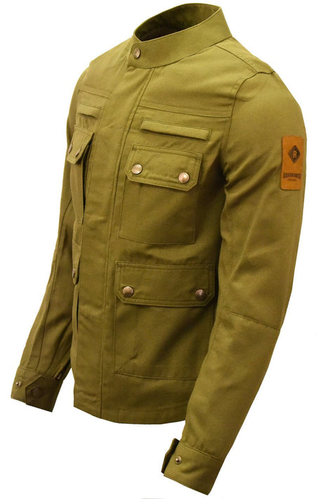 Resurgence Gear Timber Jacket - Green