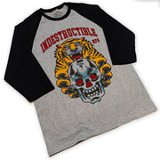 Indestructible MFG Co Team Tigers Baseball Tee
