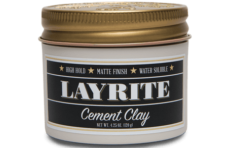 Layrite - Cement Hair Clay