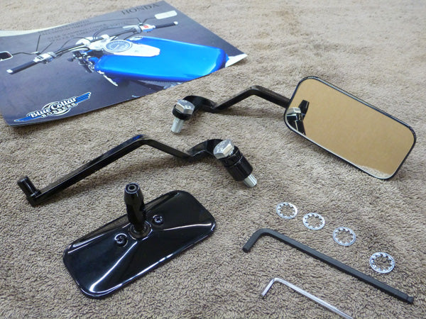 Blue Collar Bobbers - Low Profile Bobber Mirrors