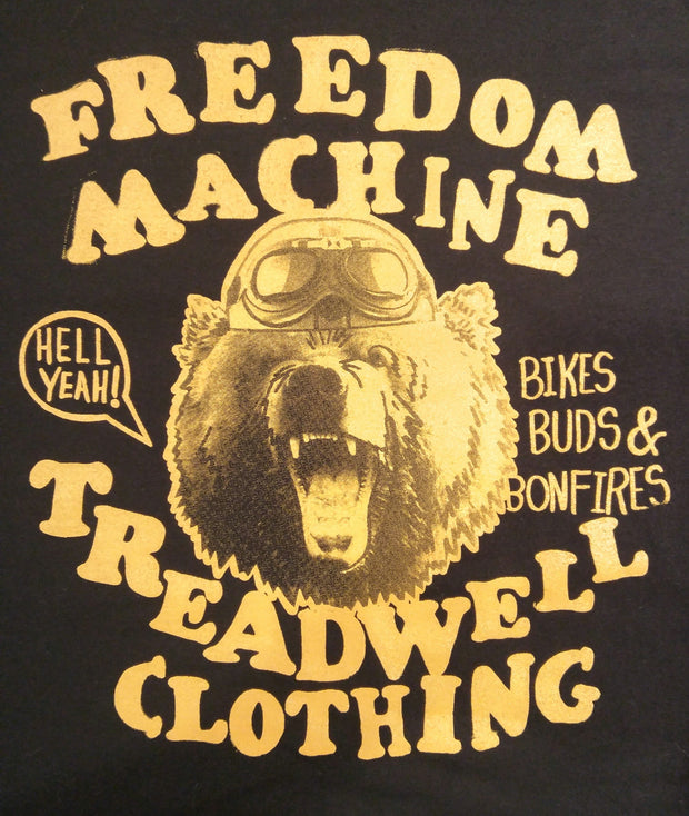 Freedom Machine - Treadwell Tee