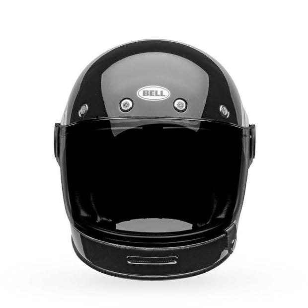Bell Bullitt - Bolt Gloss Black/White