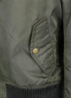 Black Arrow Glory Motorcycle Jacket - Green