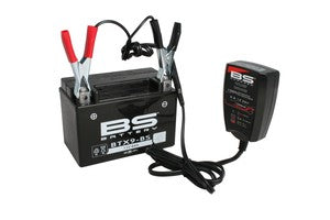 BS Battery Charger and Maintainer 6V/12V