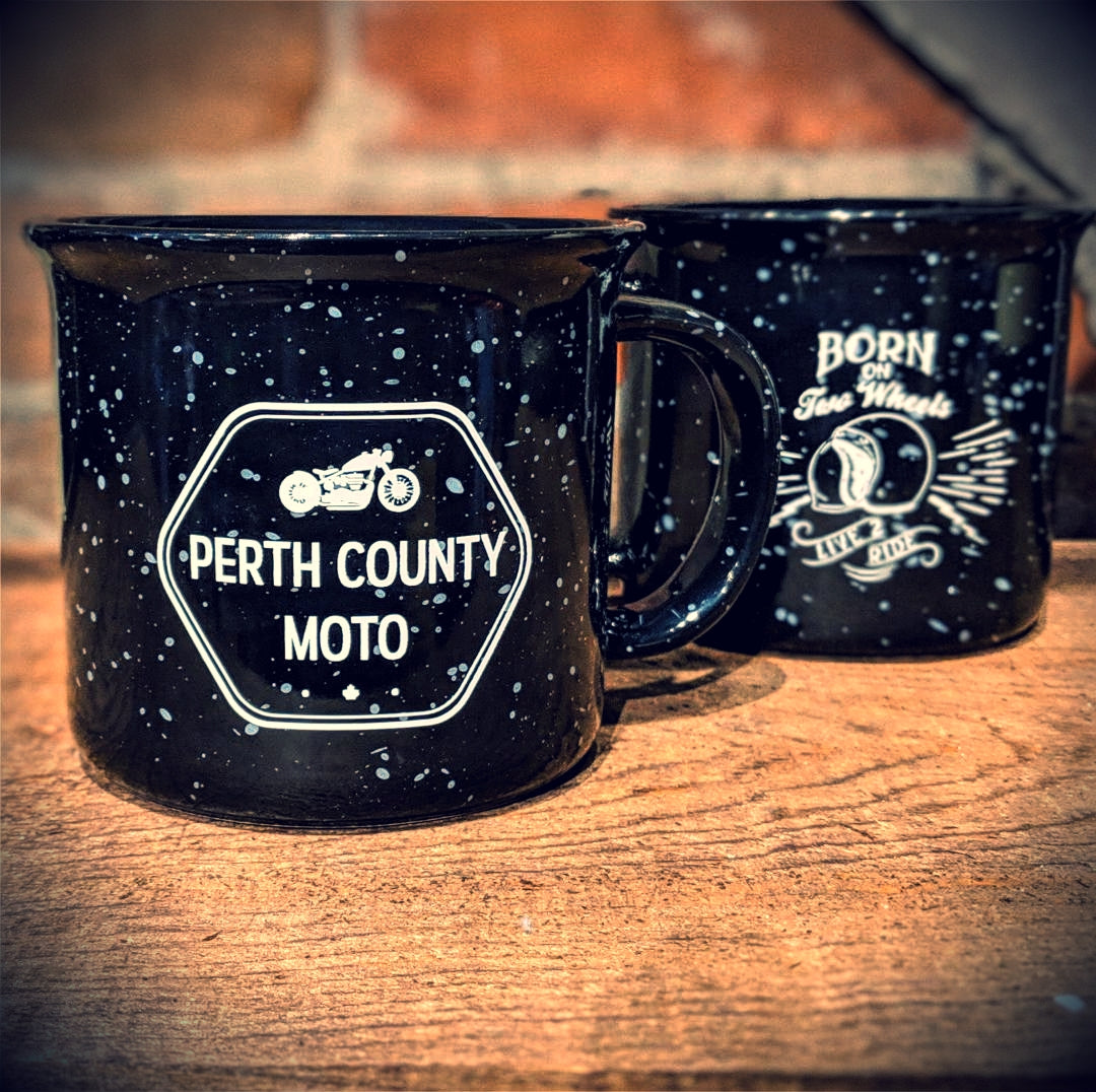 *Perth County Moto - Ceramic Mug