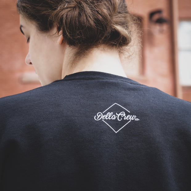 Della Crew Co #Girlgang Crewneck Sweatshirt