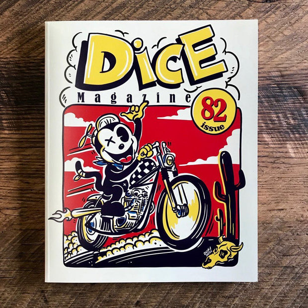 Dice Magazine - Issue 82