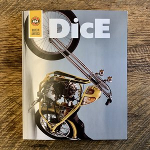Dice Magazine - Issue 84 Limited Edition Cover