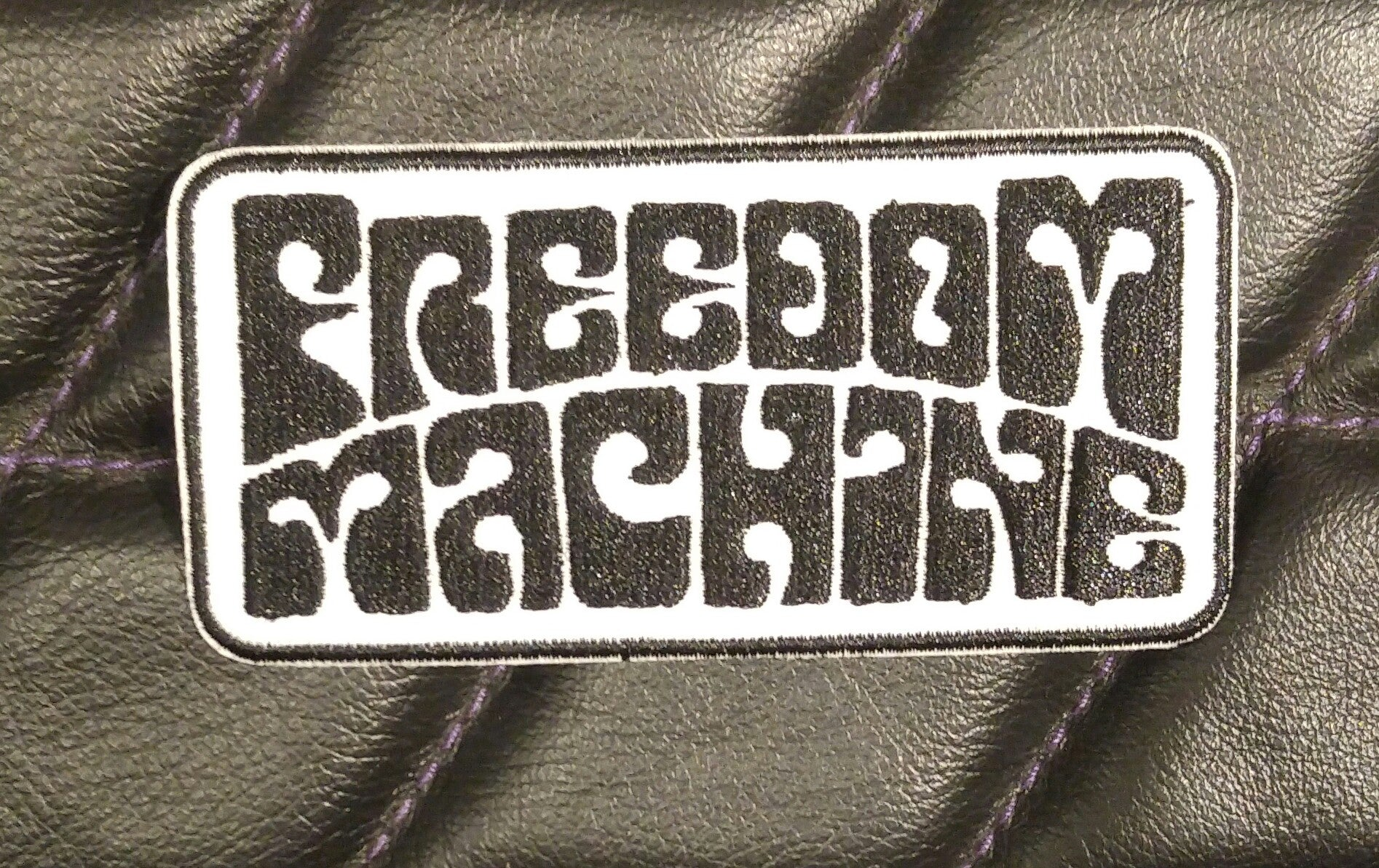 Freedom Machine - Patch