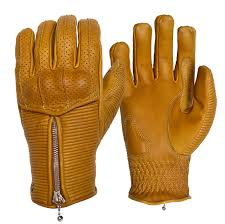 Goldtop England Silk Lined Raptor Glove - Sand