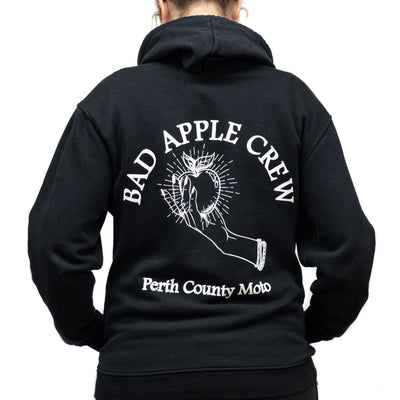 Perth County Moto Ladies Bad Apple Hoodie