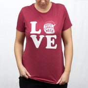 Perth County Moto Ladies LOVE Shirt