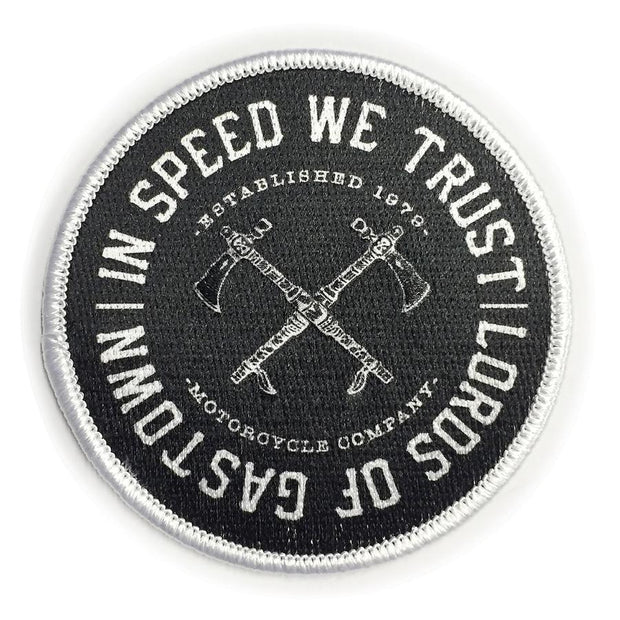 Lords Of Gastown In Speed We Trust Patch