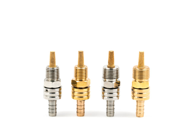 Prism Supply Co Petcock 3/8 NPT
