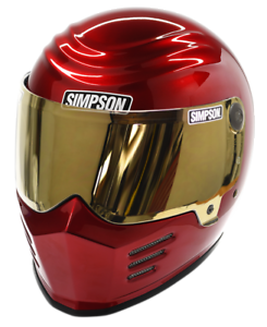 Simpson Outlaw Bandit Gen.2 - Candee Red